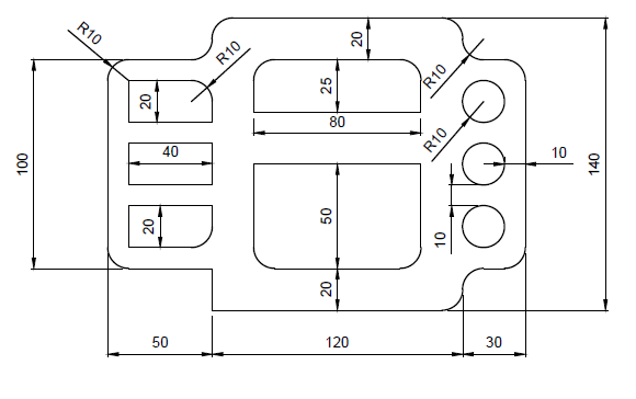 different parts of electrical plan
