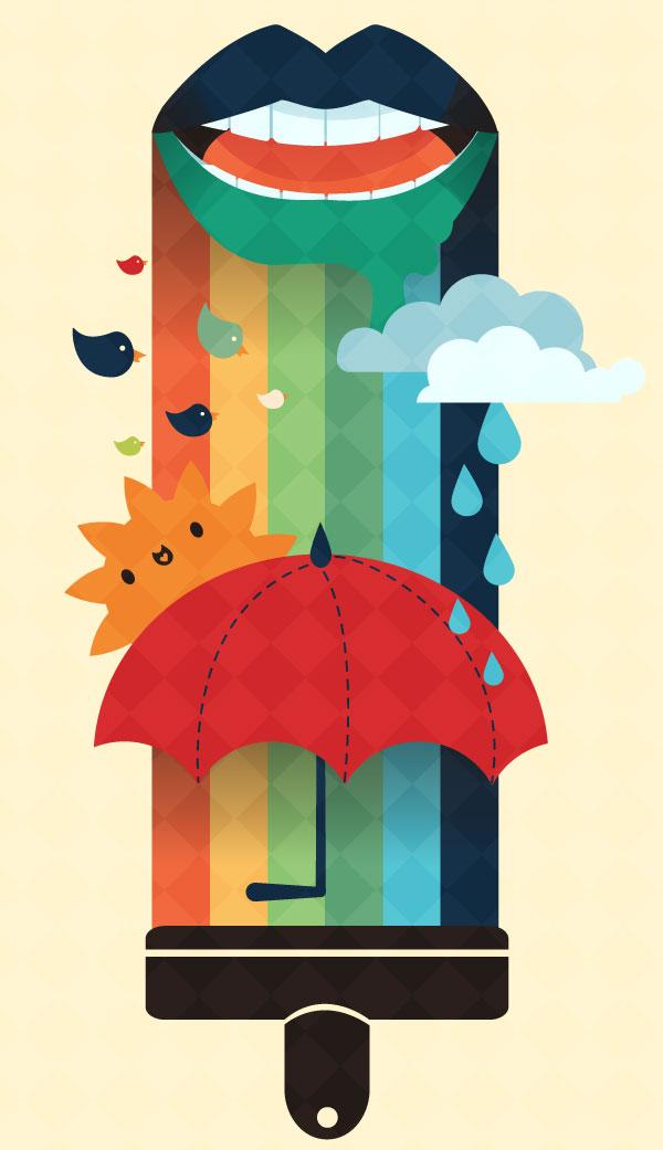 12 Brilliant Illustrator and Photoshop Poster Designing Tutorials