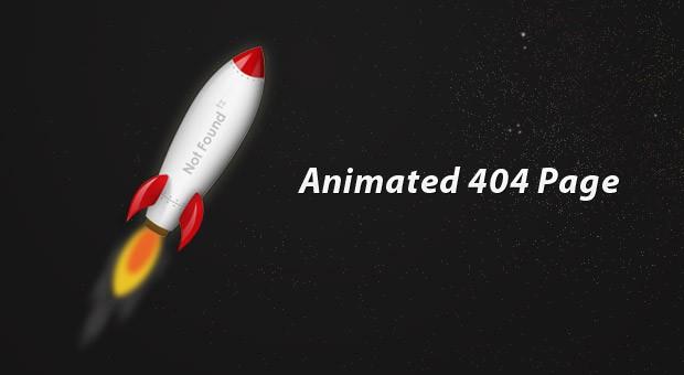Creating an Animated 404 Page - Tutorialzine