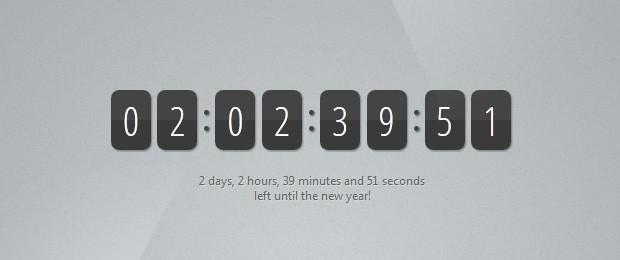 Making a jQuery Countdown Timer - Tutorialzine