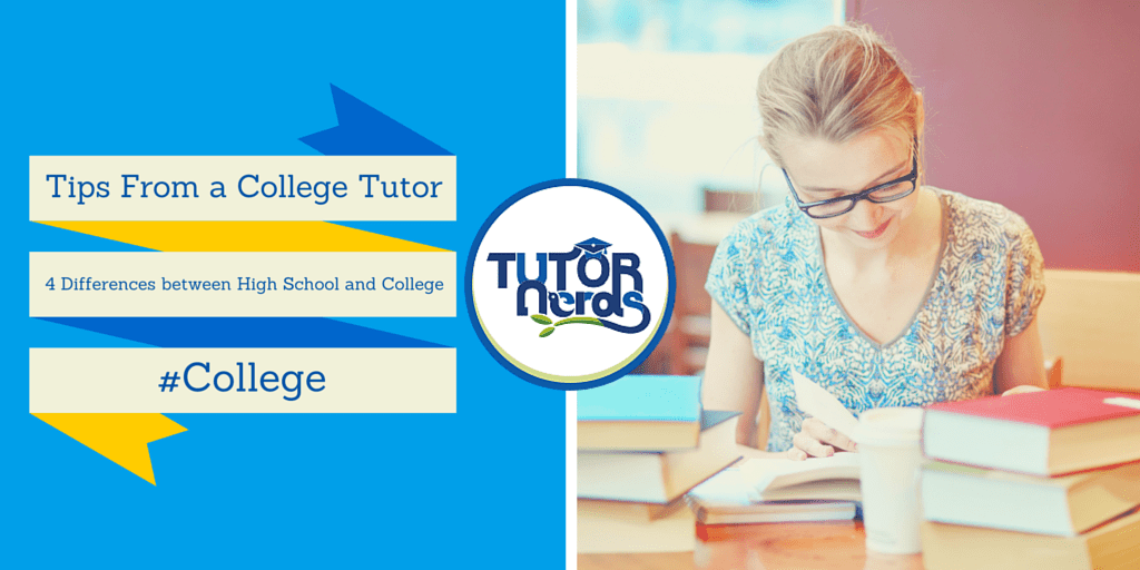 4 Differences Between High School And College Tutornerds