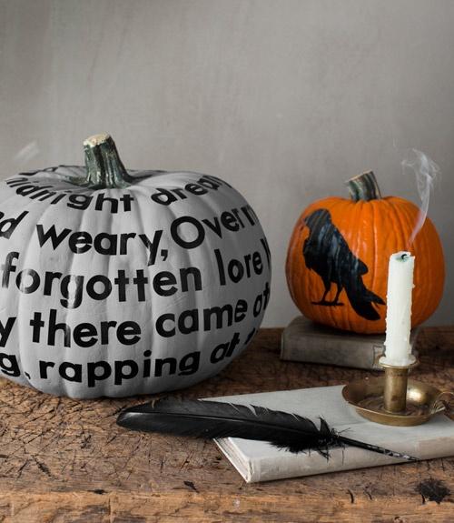 :: Painting Pumpkins ::