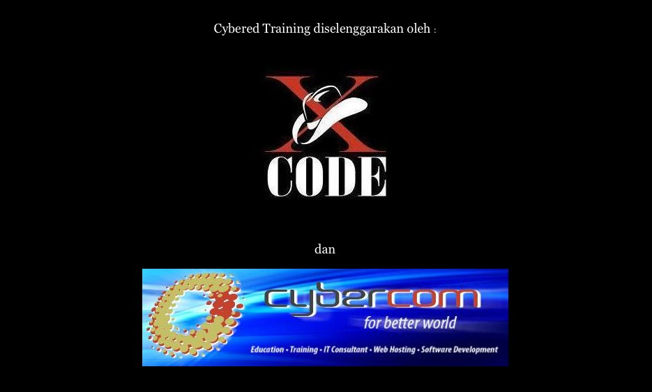 Pengen Jadi Hacker? Ikuti CybeRed Pentest Training!