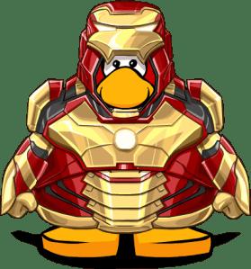 Gentoo Linux - Iron Penguin Edition