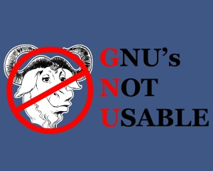 GNU__s_Not_Usable_by_antignu