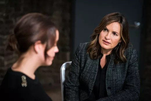 Law  Order SVU Season 19 Episode 8 Review Intent - TV Fanatic