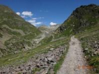 Auf den weg zur Keschhütte