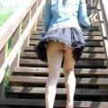 【パンチラ画像】女の子の~チラリ・チラリと咲いたパンチラ画像を集めてみましたww