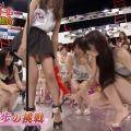 【放送事故画像】テレビに映ったパンツや見えてそうな際どい画像!