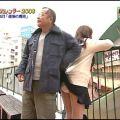 【放送事故画像】テレビにがっつり映し出されたパンツがこちらw