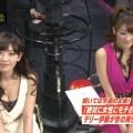 【放送事故画像】カメラの前で自分のパイオツ強調する女達w