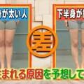 【マン筋キャプ画像】食い込み過ぎてマ○コの筋がくっきり、恥ずかしい放送事故www