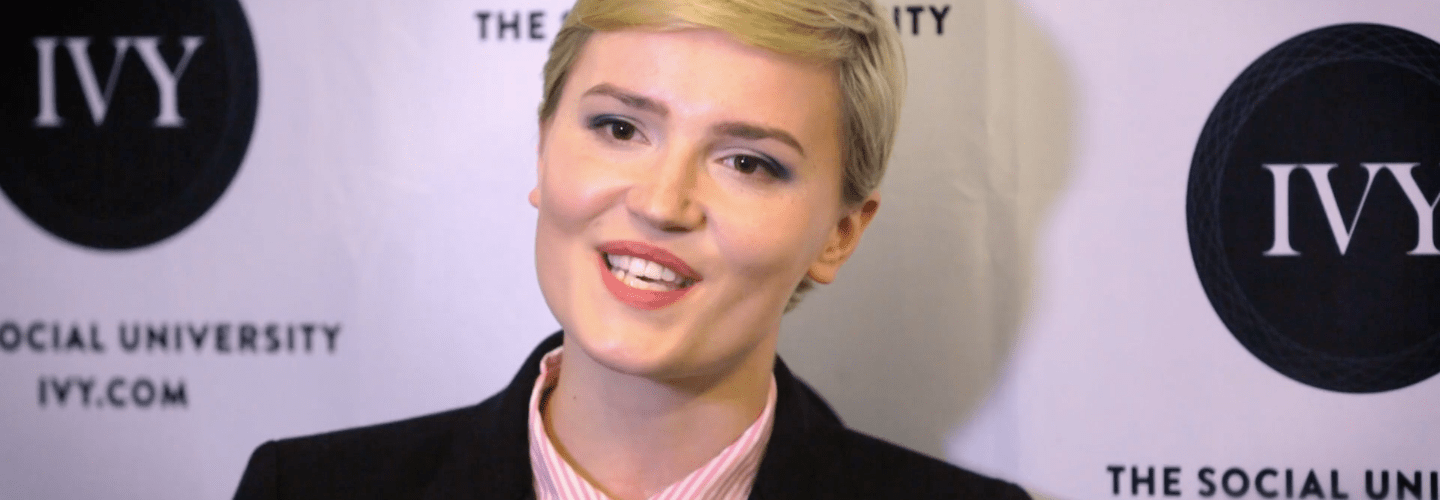 Veronica Roth Author Discusses Writing Process