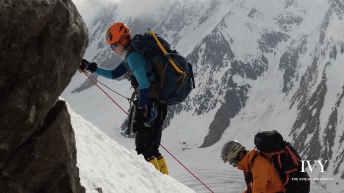 Paul Bloom Challenges Mountain Climbing