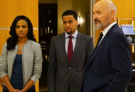 Secrets And Lies 2x01 - MEKIA COX, MICHAEL EALY, TERRY O'QUINN