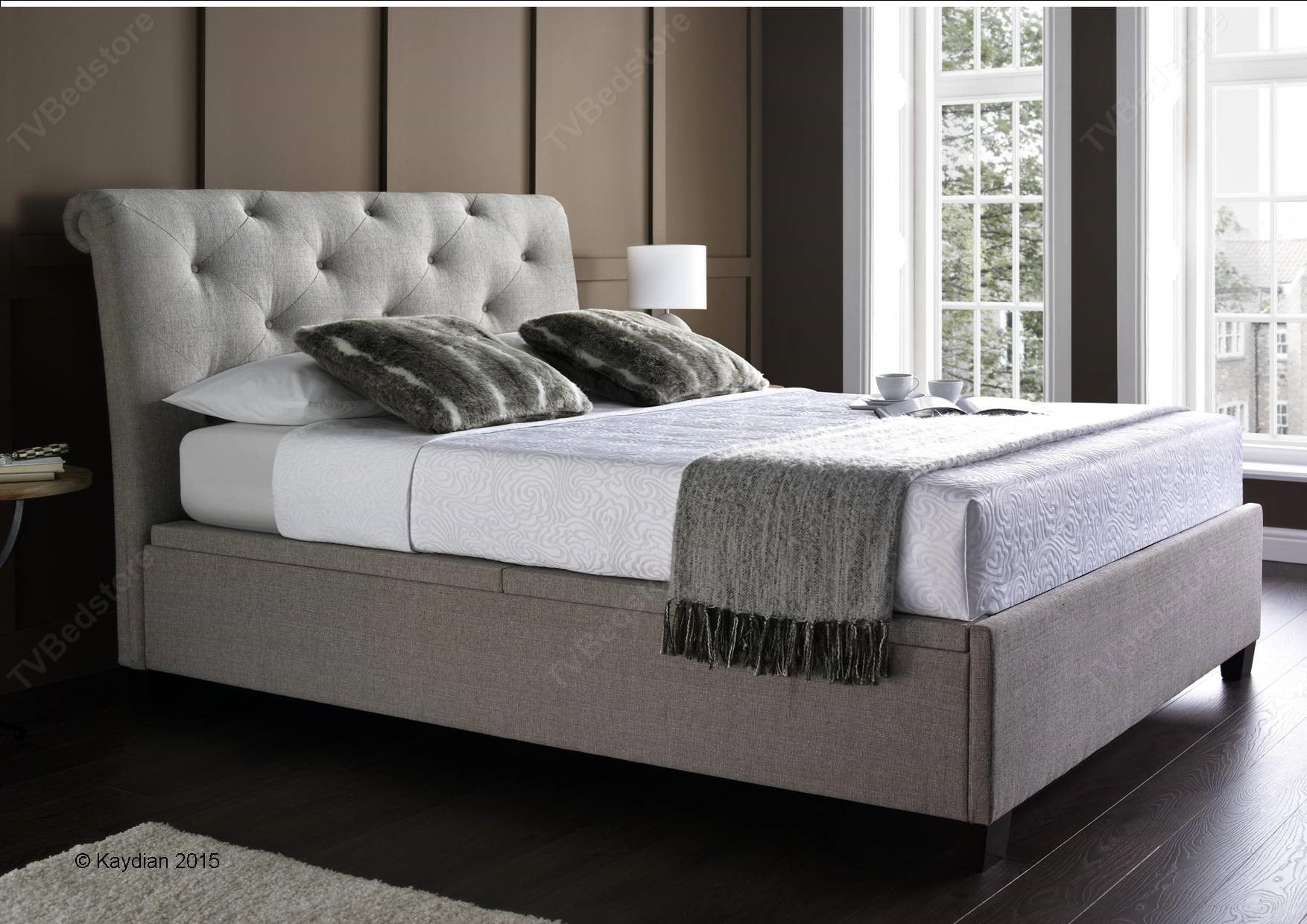 King Size Tv Bed Super King Size Ottoman Bed