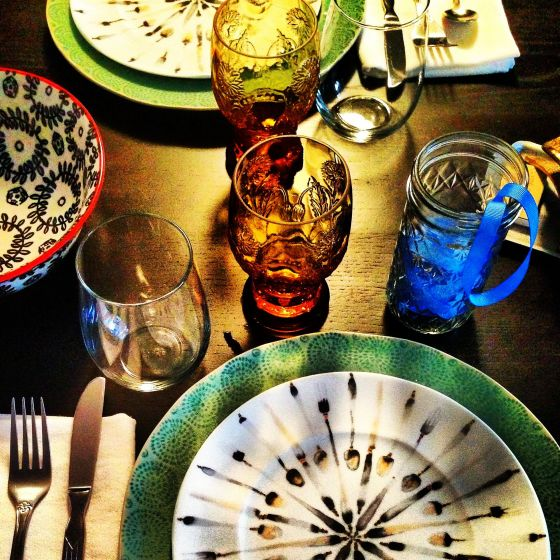 callie dinner party
