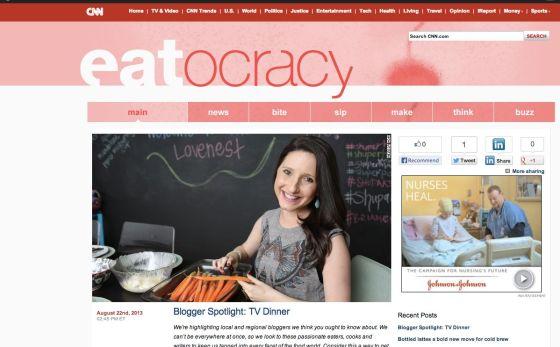 Eatocracy Screengrab for TVDINNER