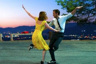 """La La Land"" er storfavoritt under Oscar-utdelingen 26. februar! Foto: Filmweb"