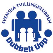 Svenska Tvillingklubbens logotyp.
