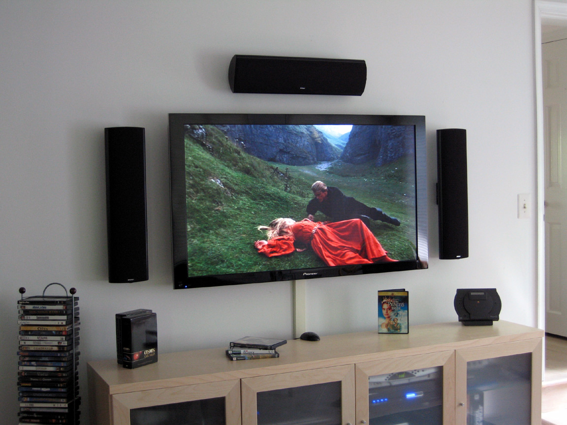 Flat Screen Tv Setup Ideas Tv Installation San Diego Home Theater Hdtv Plasma Lcd