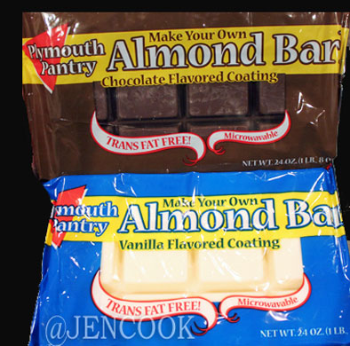 Is Vanilla Almond Bark White Chocolate