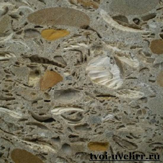 Ракушечник это отличный стеновой и отделочный