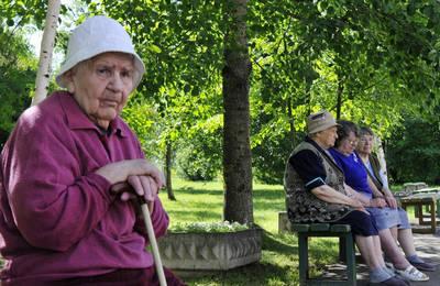 Алименты на родителей пенсионеров с детей возможны