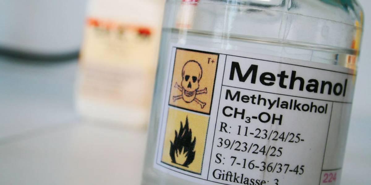Отравление метиловым спиртом: симптомы, лечение, первая помощь