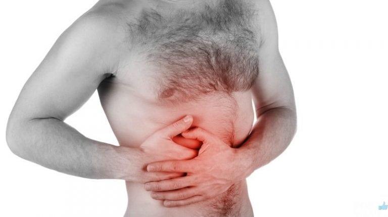 Причина боли под левой лопаткой на спине