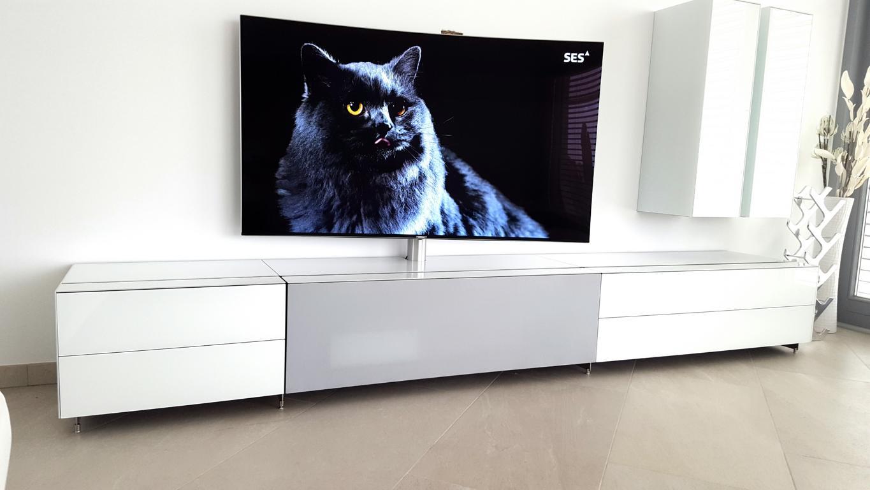 spectral cocoon multimedia tv lowboard tv mobel tv