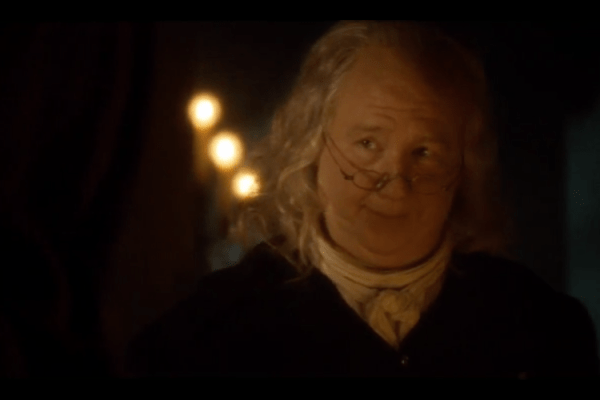 Benjamin Franklin Sleepy Hollow