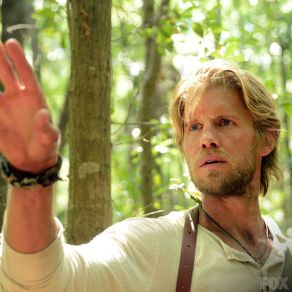 Matt Barr as Nick Hawley on Sleepy Hollow