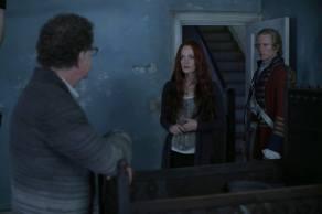 Sleepy Hollow: Henry Katrina Abraham with Crib