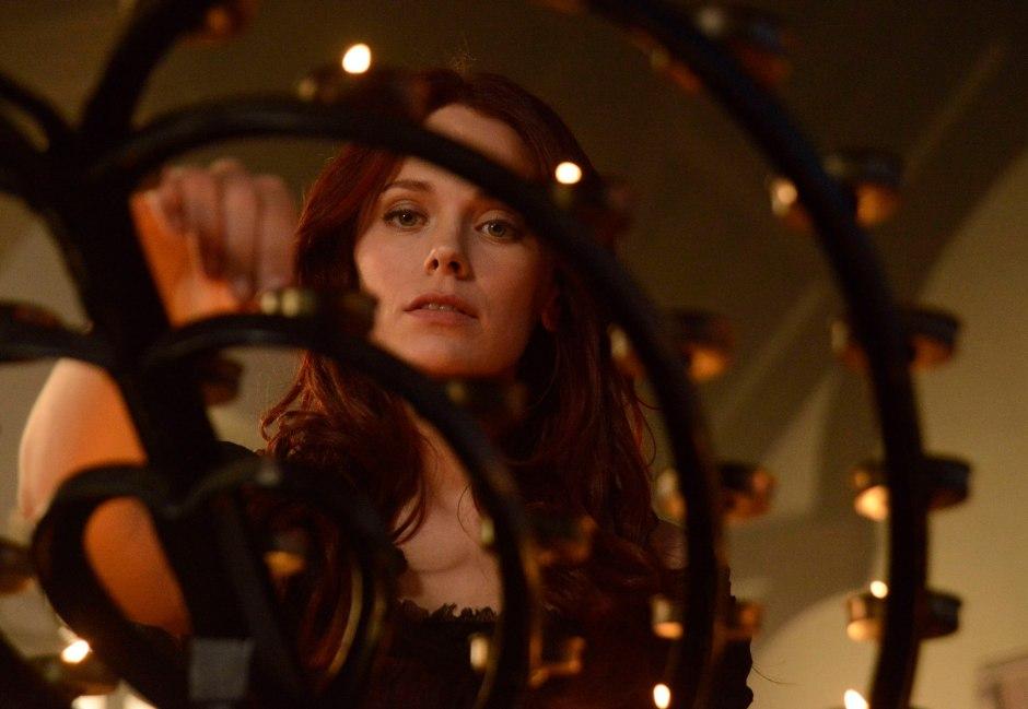 Katia Winter as Katrina on Sleepy Hollow