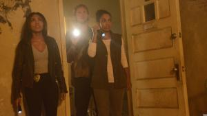 "Sleepy Hollow: Abbie, Hawley, Jenny ""Mama"""