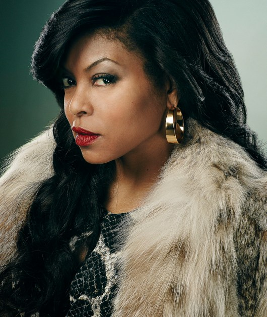 Cookie Lyon wears a smirk and a fur coat ion Empire.
