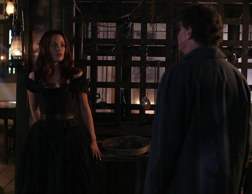 Katrina and Henry Crane - Sleepy Hollow on FOX