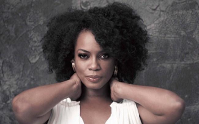 Actress Aujanue Ellis