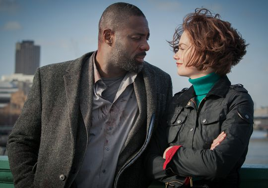Luther and Alice from Luther
