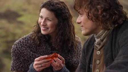 Claire and Jamie Outlander: Both Sides Now