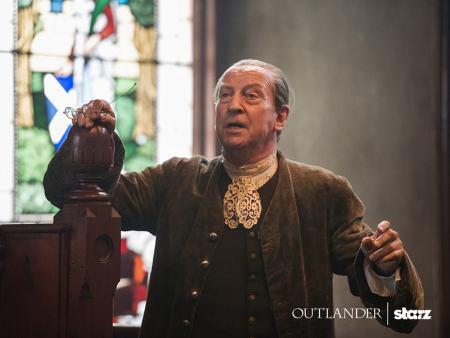 Ned Gowan Outlander