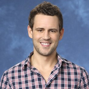 Nick V from The Bachelorette on ABC