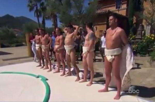 The Batchelorette on ABC Season 11 - Sumos