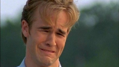 Dawson cries