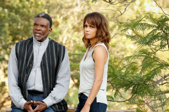 Keith David guest stars on Extant with Hallie Berry