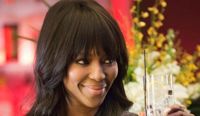 Naomi Campbell is back on Empire