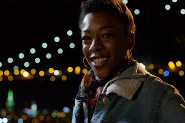 Samira Wiley as Poussey on Orange is the new Black