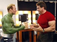 Gladiator meets Hulk