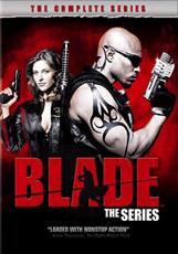 Blade DVD set